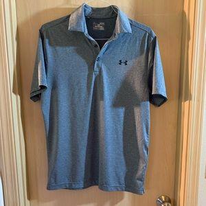 Under Armor short sleeve polo shirt